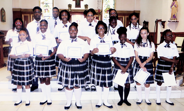 SJHS Q3 Honor Roll